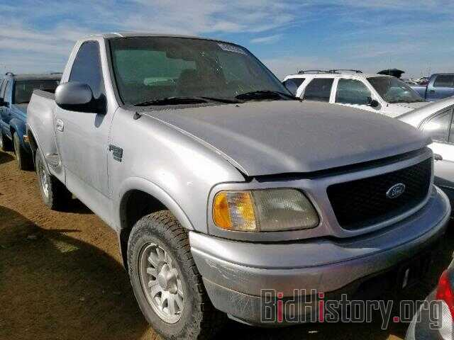 Photo 2FTRF08L91CA84740 - FORD F150 2001