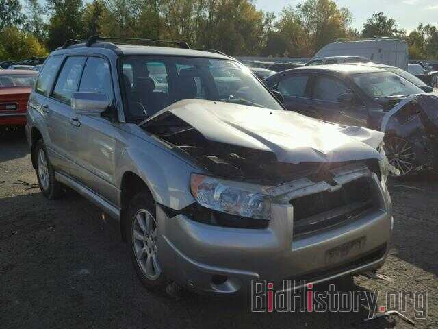 Photo JF1SG65617H737777 - SUBARU FORESTER 2007