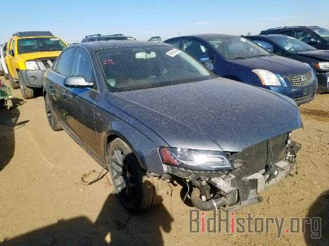 Photo WAUFFAFL6CA119926 - AUDI A4 2012