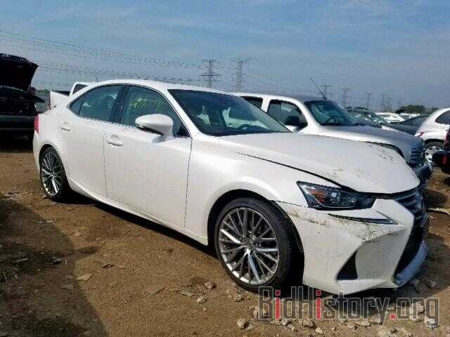 Фотография JTHC81D25J5033716 - LEXUS IS 2018