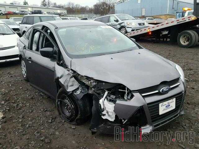 Фотография 1FAHP3E25CL432778 - FORD FOCUS 2012