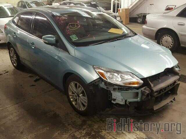 Фотография 1FAHP3H27CL374264 - FORD FOCUS 2012