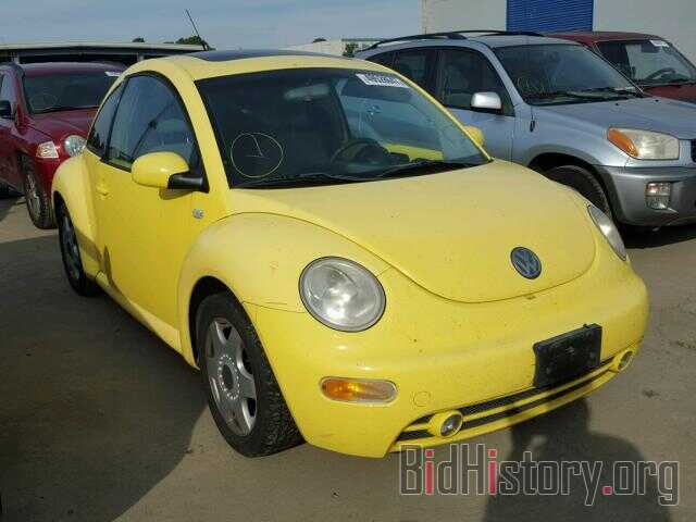 Photo 3VWCK21CX1M448799 - VOLKSWAGEN BEETLE 2001