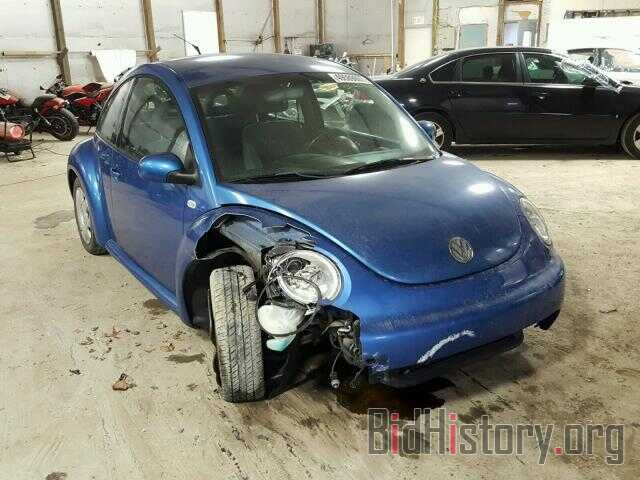 Photo 3VWCS21C11M403864 - VOLKSWAGEN BEETLE 2001