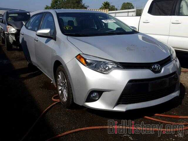 Photo 5YFBURHE2FP230669 - TOYOTA COROLLA 2015