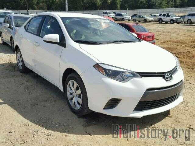 Photo 5YFBURHE1FP257085 - TOYOTA COROLLA 2015