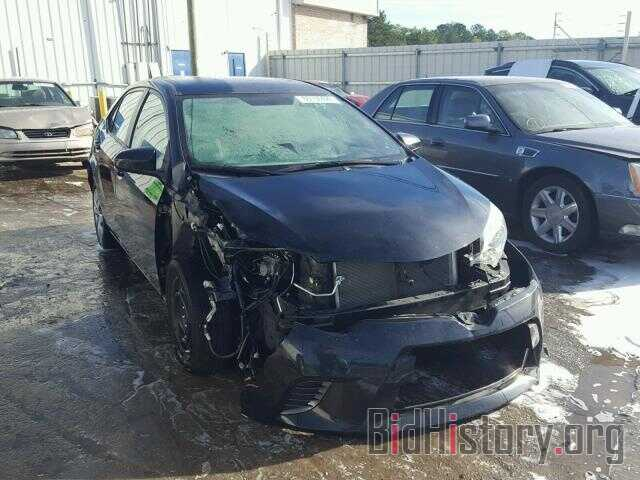 Photo 2T1BURHEXFC472464 - TOYOTA COROLLA 2015
