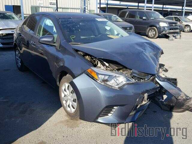 Photo 5YFBURHE2FP230672 - TOYOTA COROLLA 2015