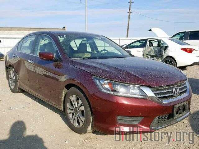 Фотография 1HGCR2F35FA091044 - HONDA ACCORD LX 2015