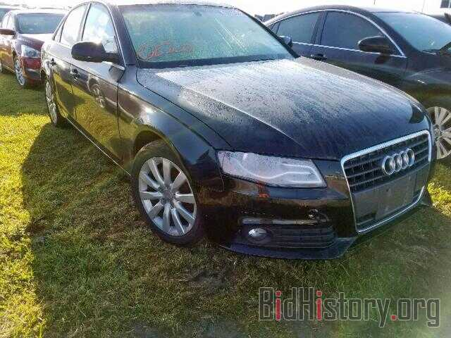 Photo WAUAFAFL6CA118222 - AUDI A4 2012