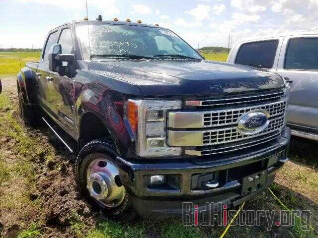 Фотография 1FT8W3DT3KEE32465 - FORD F350 SUPER 2019
