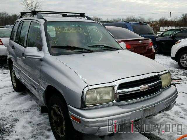 Photo 2CNBJ634416911203 - CHEVROLET TRACKER 2001