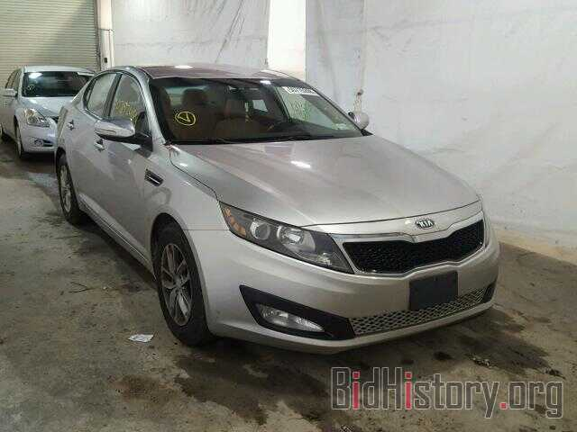 Фотография 5XXGM4A76CG074418 - KIA OPTIMA 2012