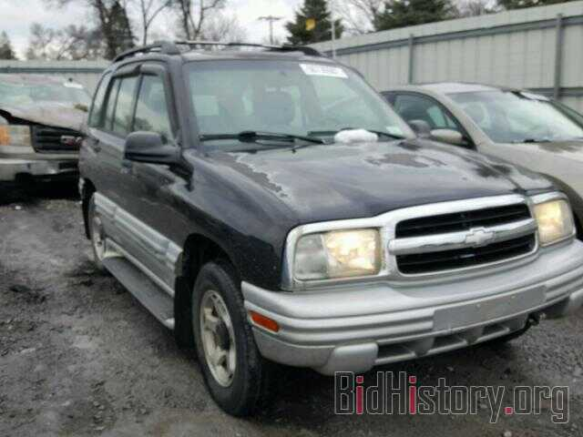 Photo 2CNBJ634X16959451 - CHEVROLET TRACKER 2001
