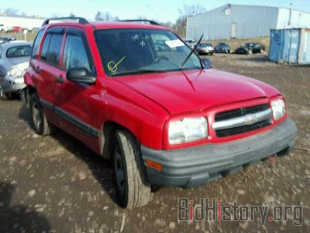 Photo 2CNBJ13C516904111 - CHEVROLET TRACKER 2001