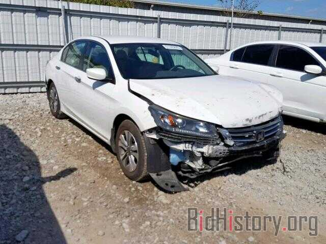 Фотография 1HGCR2F33FA133372 - HONDA ACCORD LX 2015