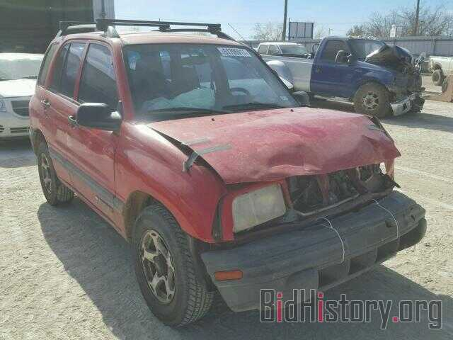 Photo 2CNBE13C316927388 - CHEVROLET TRACKER 2001