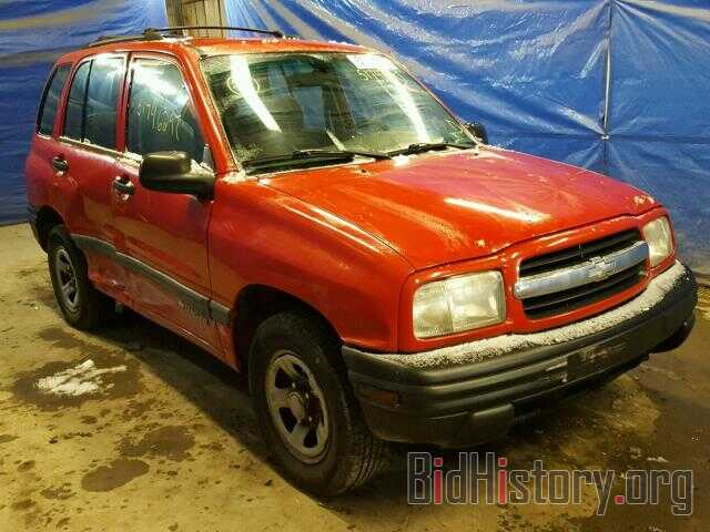 Photo 2CNBE13C616948672 - CHEVROLET TRACKER 2001