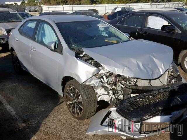 Photo 2T1BURHE5HC802420 - TOYOTA COROLLA 2017