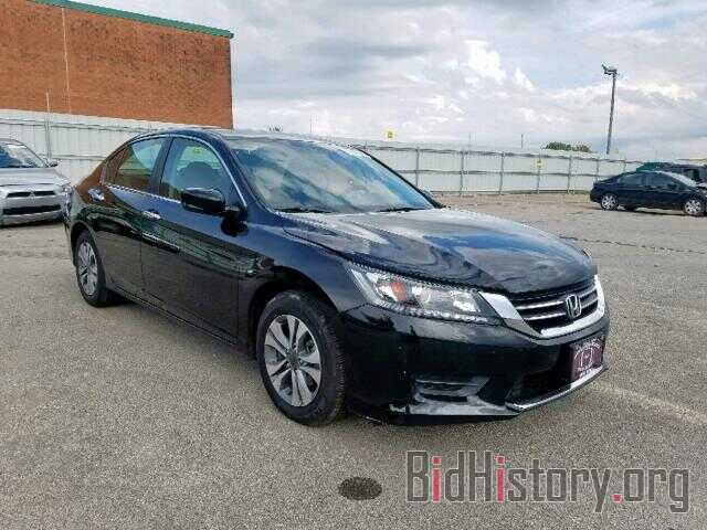 Фотография 1HGCR2F39FA206275 - HONDA ACCORD LX 2015