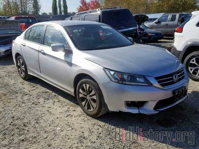 Фотография 1HGCR2F34FA081606 - HONDA ACCORD LX 2015