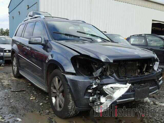 Фотография 4JGBF7BE7BA630051 - MERCEDES-BENZ GL 450 4MA 2011