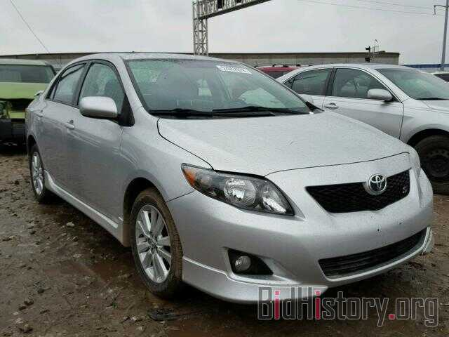 Photo 2T1BU4EE1AC408412 - TOYOTA COROLLA BA 2010