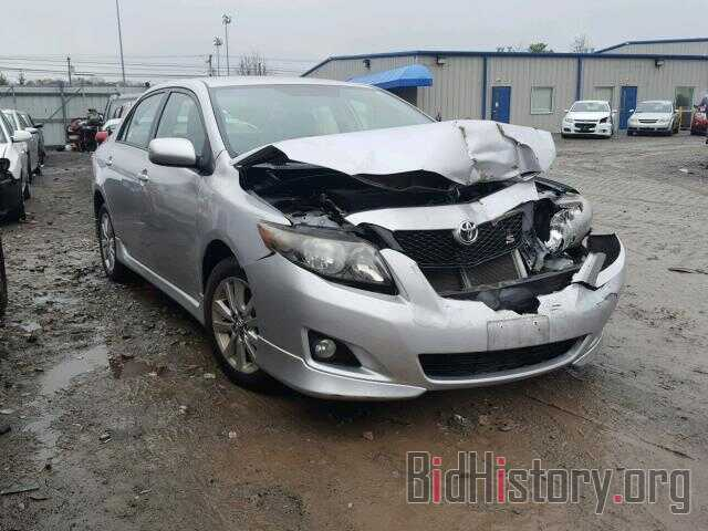 Photo 2T1BU4EE3AC423851 - TOYOTA COROLLA BA 2010