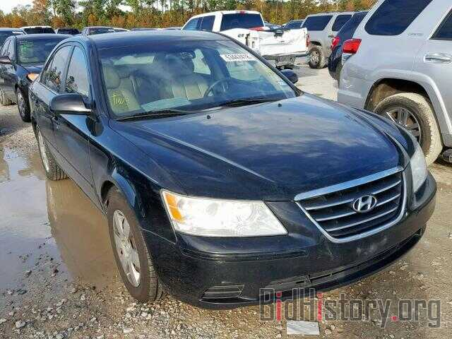 Photo 5NPET46C19H436457 - HYUNDAI SONATA 2009