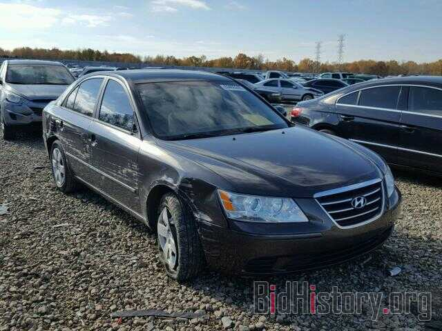 Photo 5NPET46C89H498812 - HYUNDAI SONATA 2009