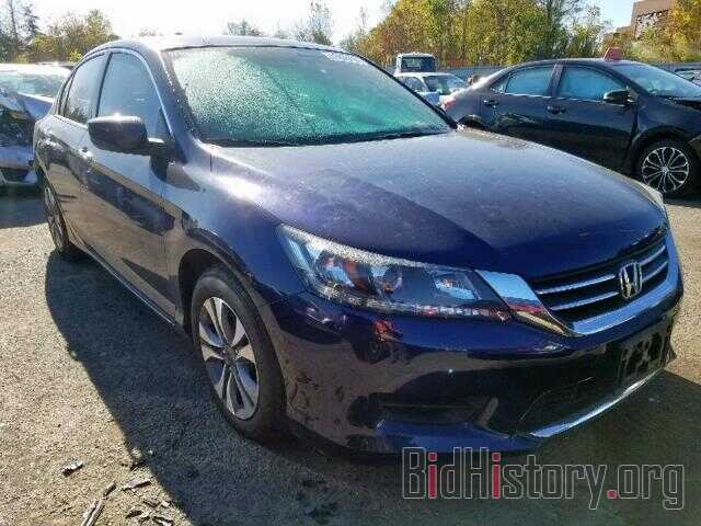 Фотография 1HGCR2F39FA056104 - HONDA ACCORD LX 2015