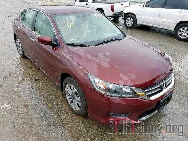 Фотография 1HGCR2F34FA064773 - HONDA ACCORD LX 2015