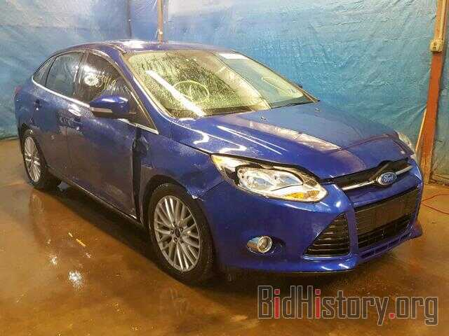 Фотография 1FAHP3H26CL214599 - FORD FOCUS 2012