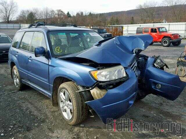 Photo JF1SG69617H701470 - SUBARU FORESTER 2007