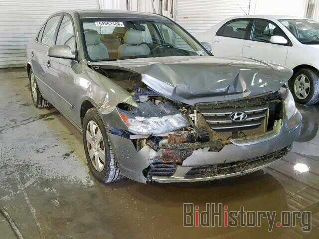 Photo 5NPET46C09H524528 - HYUNDAI SONATA 2009
