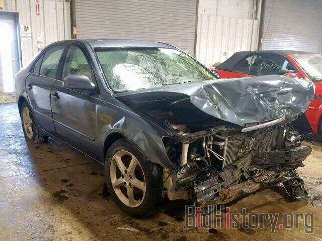 Photo 5NPEU46C19H562119 - HYUNDAI SONATA 2009