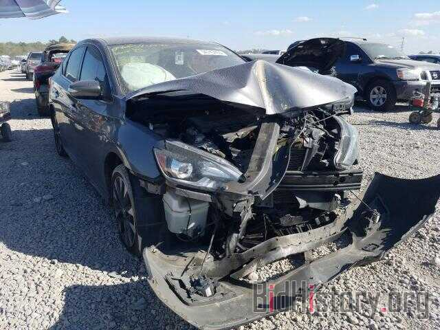 Photo 3N1AB7AP7GY309874 - NISSAN SENTRA 2016