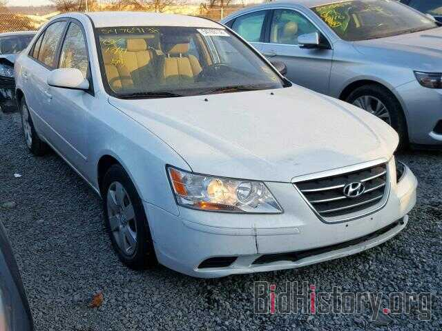 Photo 5NPET46C59H513833 - HYUNDAI SONATA 2009