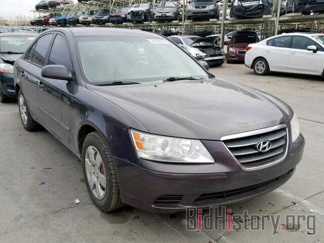 Photo 5NPET46C79H452257 - HYUNDAI SONATA 2009