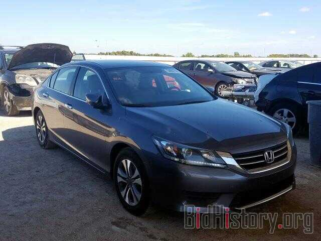 Фотография 1HGCR2F37FA075525 - HONDA ACCORD LX 2015