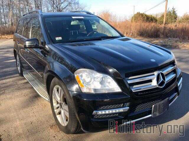 Фотография 4JGBF7BE5BA708570 - MERCEDES-BENZ GL 450 4MA 2011