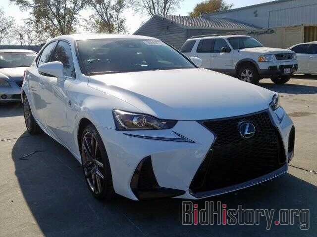 Фотография JTHBZ1D20J5033728 - LEXUS IS 2018