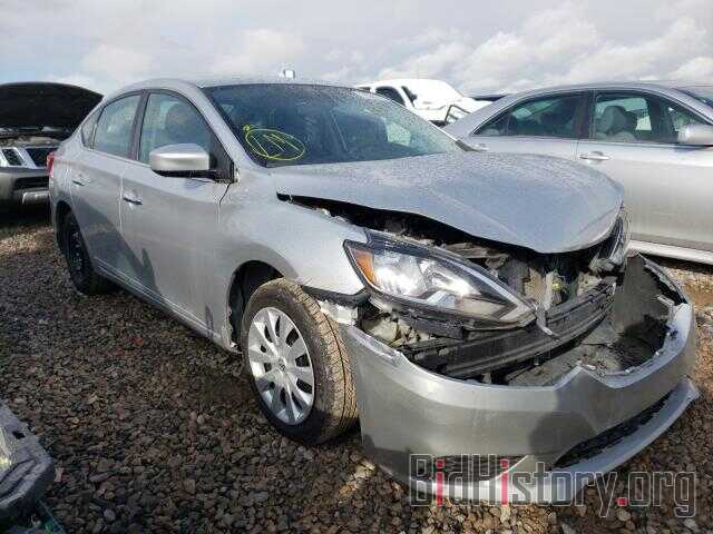 Photo 3N1AB7AP2GY298041 - NISSAN SENTRA 2016