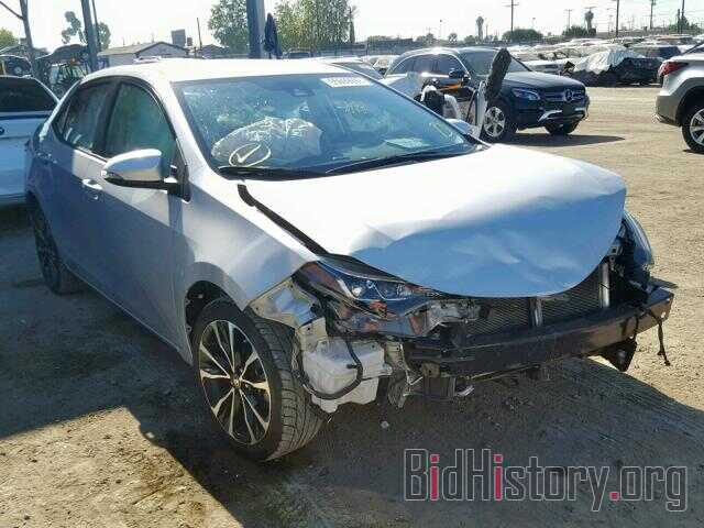 Photo 2T1BURHE4HC866397 - TOYOTA COROLLA 2017