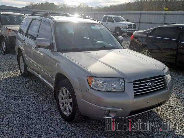 Photo JF1SG65607H748284 - SUBARU FORESTER 2007