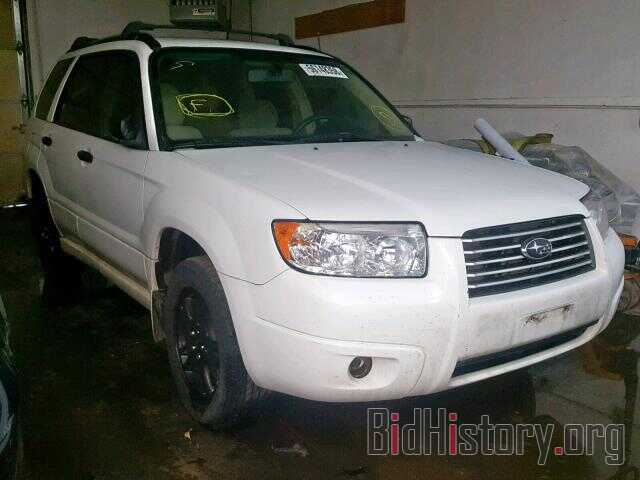 Photo JF1SG63607H711822 - SUBARU FORESTER 2007