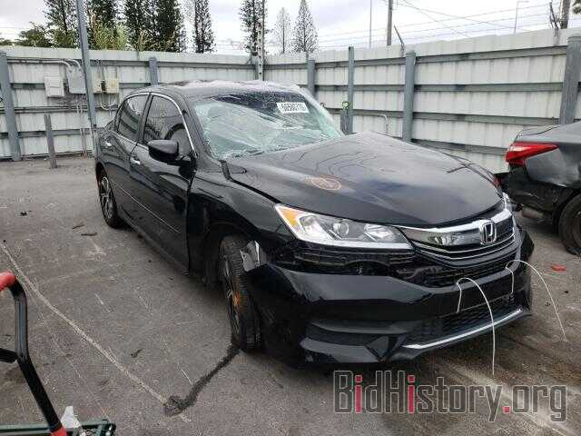 Фотография 1HGCR2F31HA280308 - HONDA ACCORD 2017