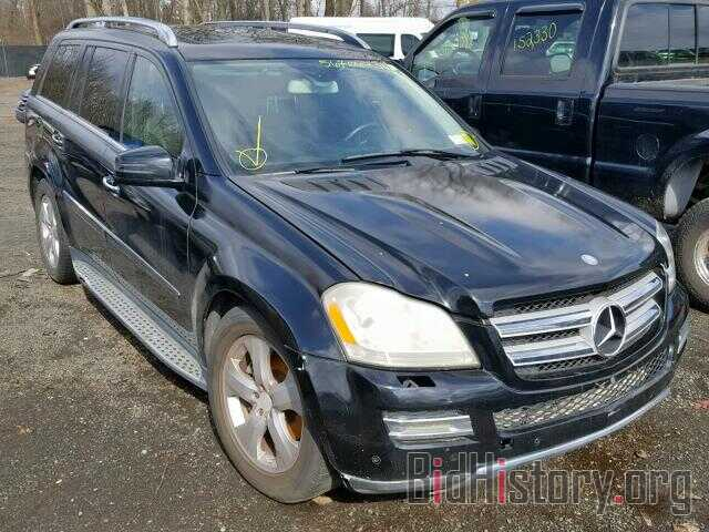 Фотография 4JGBF7BE5BA688563 - MERCEDES-BENZ GL 450 4MA 2011