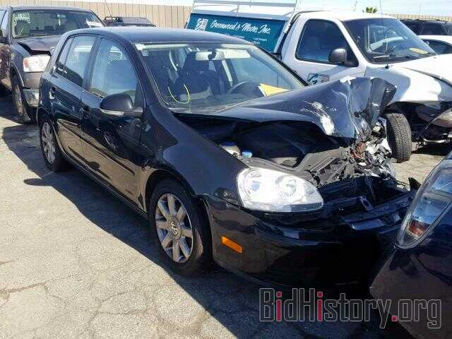 Photo WVWDB71K49W141345 - VOLKSWAGEN RABBIT 2009