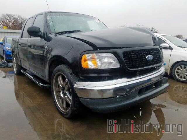 Photo 1FTRW07L51KB17424 - FORD F150 2001